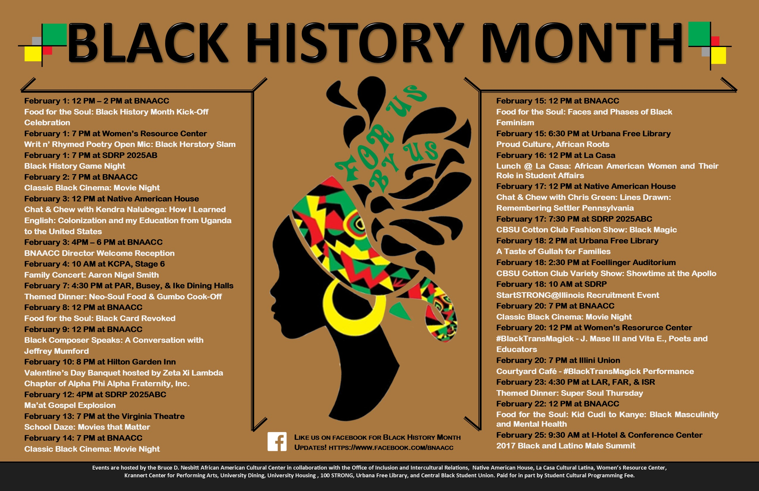 Black history month 2017 african american cultural for African american cuisine history