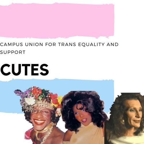 Campus Union for Trans Equality and Support logo