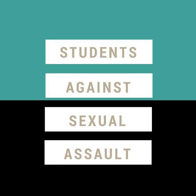 Logo of Students Against Sexual Assault